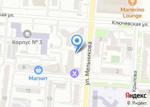 Компания «Екатеринбургская специальная научно-реставрационная проектная мастерская» на карте