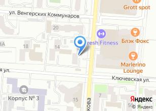 Компания «Интернет-магазин Палатки66» на карте