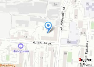 Компания «Гиперпресс-Урал» на карте