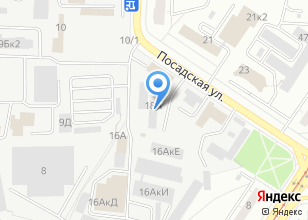 Компания «Энергия транспортная компания» на карте