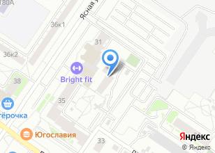 Компания «ЮникомПартнер» на карте