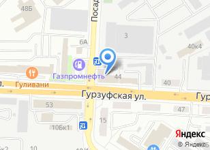 Компания «Rublevka Design» на карте