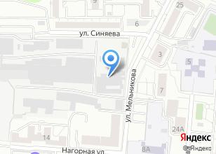 Компания «Холдинг Кабельный Альянс» на карте