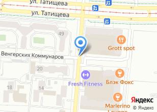 Компания «Сатт Вэй» на карте