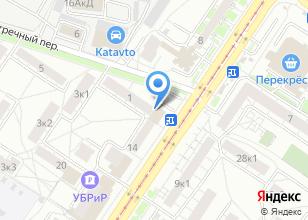 Компания «Электромаш» на карте