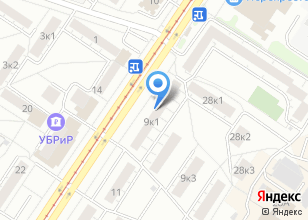 Компания «Diodix Екатеринбург» на карте