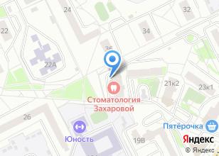 Компания «Уралпромсервисстрой» на карте