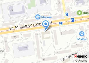 Компания «Элинс» на карте