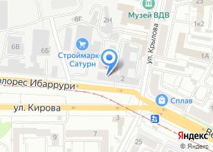 Компания «Грачев и Партнеры» на карте
