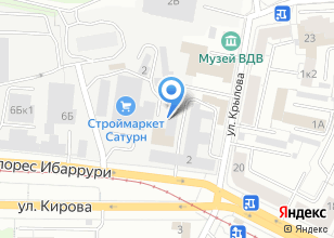 Компания «Электро-техническая компания Реновация» на карте