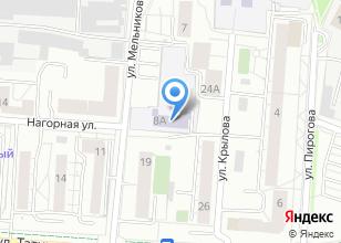 Компания «Ооо» на карте