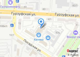 Компания «Росэнергосервис» на карте