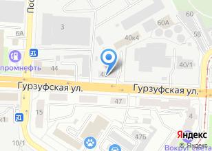 Компания «ПК ПУЛЬС» на карте