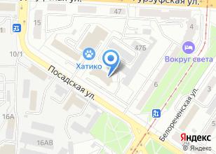 Компания «ЭСПА РУС ЭДР» на карте