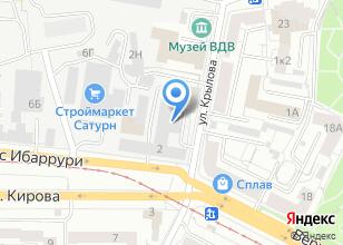 Компания «Электро-инжиниринг» на карте