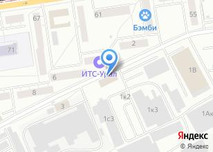 Компания «АВС-Автотранс» на карте