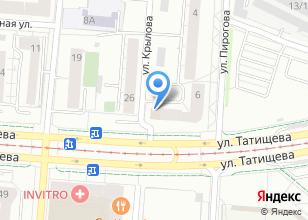 Компания «Оргтранс-Авто» на карте