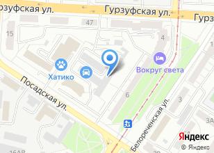 Компания «Спецсистемкомплект» на карте
