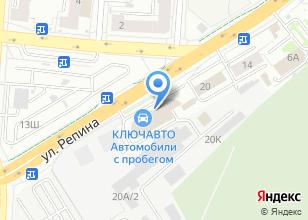 Компания «СТРОИТЕЛЬНЫЙ КРЕПЕЖ» на карте