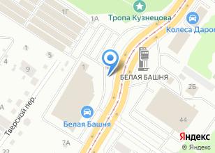 Компания «Моднички» на карте