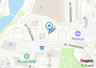 Компания «Строящийся жилой дом по ул. Юмашева» на карте