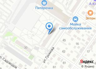 Компания «Миллениум строящийся жилой комплекс» на карте