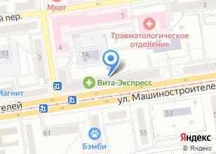 Компания «СтеклоДом» на карте