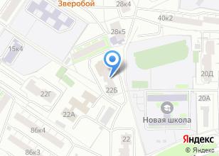 Компания «Ярмарка желаний» на карте