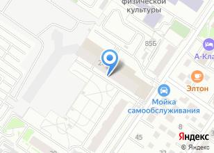 Компания «Строящийся жилой дом по ул. Громова» на карте