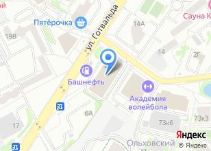 Компания «Автозапчасть-Екатеринбург» на карте