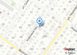 Компания «Дачное строительство» на карте