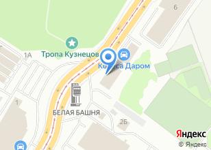 Компания «БайкХаус-Север» на карте