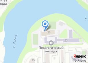 Компания «Спортивный центр» на карте