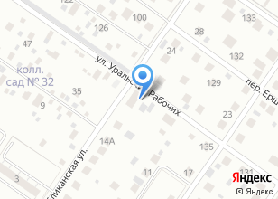 Компания «Фабрика интерьера и мебели» на карте