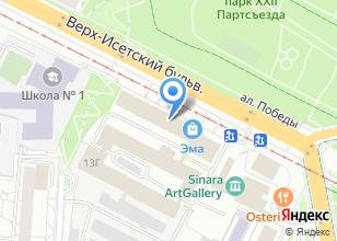 Компания «Завод эма» на карте