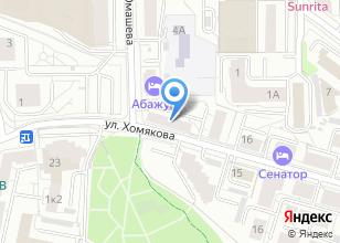 Компания «Уралстальконструкция» на карте
