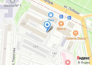 Компания «Рио-логистик» на карте