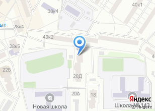 Компания «Студия йоги на Ясной Поляне» на карте
