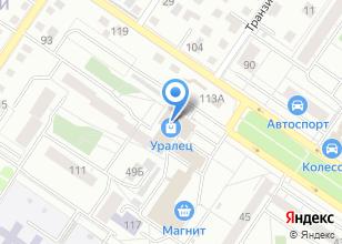 Компания «Магазин игрушек и канцелярских товаров» на карте