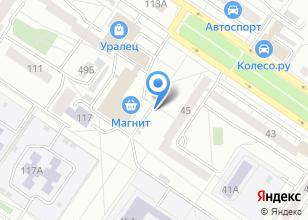 Компания «Сиреневый Люпин» на карте