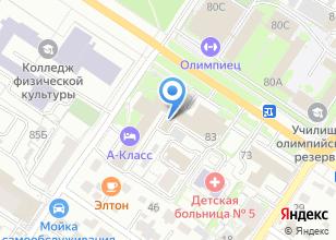 Компания «Народные Двери» на карте
