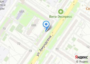 Компания «Всё в дом» на карте