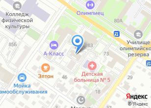 Компания «ПрогрессРегион-96» на карте
