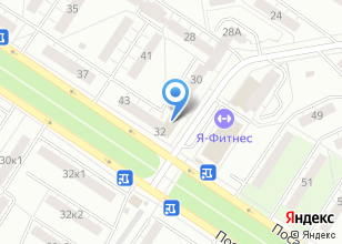 Компания «Хоссер инженерное бюро» на карте