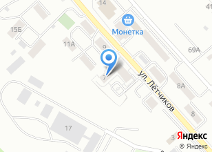 Компания «Конвергенция» на карте