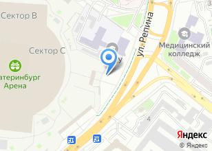 Компания «Леди Флер» на карте