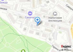 Компания «Флорапак» на карте