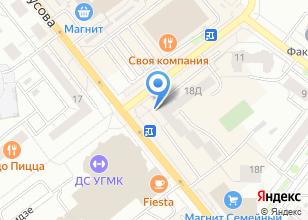 Компания «Здоровье плюс» на карте