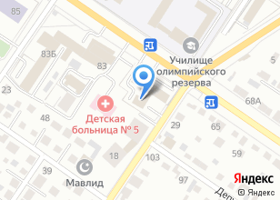 Компания «РУСМАШПРОЕКТ» на карте