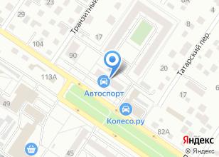 Компания «Строящийся жилой дом по ул. Волгоградская» на карте